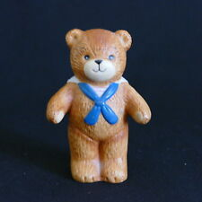 Vintage Collectible Lucy & Me Sailor Bear Lucy Rigg Enesco 1980