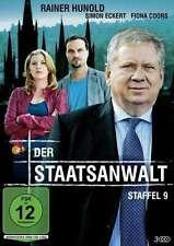 Der Staatsanwalt - 9 Staffel - Rainer Hunold - Simon Eckert - 3 DVD Box