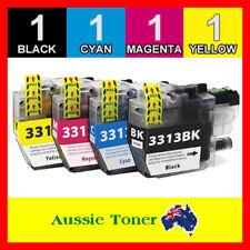 4x Ink Cartridges LC-3313 LC3313 for Brother DCPJ772DW MFCJ491DW MFCJ890DW
