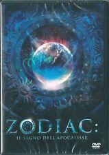 Zodiac. Il segno dell'Apocalisse (2014) DVD NUOVO David Hogan, Christopher Lloyd
