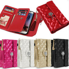 Charlen Bag2 Wallet Case for Samsung Galaxy S9 S9+ S8 S8+ S7 S7 edge S6 S5 S4 S3