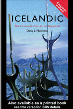 Huge Icelandic-Faroese language training Pack. Books, audio, tests and more...
