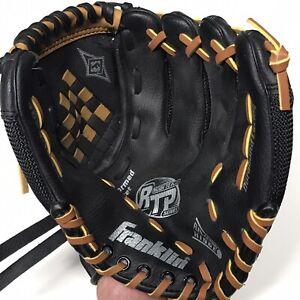 "NEW! Franklin 4625-10-1/2 RTP Series Baseball Glove Mitt Right RHT 10 1/2"""