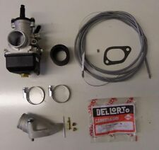 Dellorto Scooter Air Intake & Fuel Delivery Parts