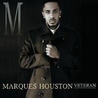 "MARQUES HOUSTON ""VETERAN"" CD NEUWARE"