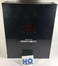 Artbook - The art of Naughty Dog - Edition limitée - Lim. 1.000exs - RARE NEUF