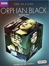 Orphan Black: Season 2 Two Second 2-Disc Set BLU-RAY MOVIE VIDEO TV show BBC