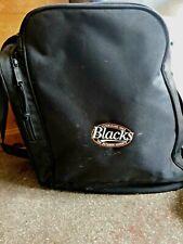 Blacks ski boot bag. Black.