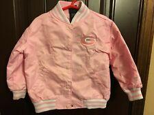 Team Starter Pink GA Bulldog Kids Coat Size 3T             (1033)
