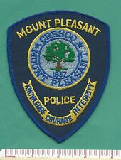 Mount Pleasant Cresco SC State of South Carolina Law Enforcement Police Patch