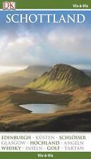 Schottland 2014-2015 UNGELESEN  Reiseführer Vis a Vis Kindersley Edinburgh