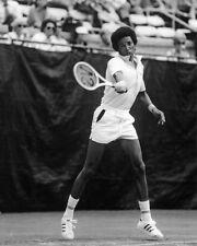 Pro Tennis Player ARTHUR ASHE Glossy 8x10 Photo Print Grand Slam Poster