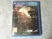 Natural Doctrine PS Vita • Namco Bandai 813633014142