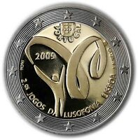 Portugal 2 Euro 2009 PP Spiele der Lusophonie in CoinCard