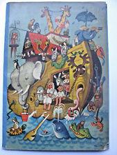 Kubasta Rare pop up book: Noah's Ark