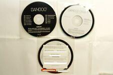 Wacom Bamboo Tablet Driver CD DVD Software Adobe Elements 5 Corel Nik