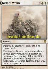 Kirtar's wrath (kirtars colère) Commander 2013 Magic