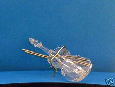 swarovski de viool met standaard 7477000002/ the violin