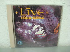 Four Songs [Maxi Single] by Live (CD, Oct-1991, Radioactive Records)