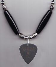 Dir en grey Kaoru Black Guitar Pick Necklace - ESP