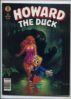 Howard the Duck Magazine Complete run #1-9 High Grade 8.0 - 9.6