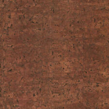 Redwood Colored Natural Cork Wallpaper  72 Sq. Ft.    SR026296