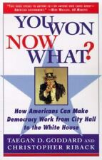 You Won--Now What?: How Americans Can Make Democracy Work from City Hall to the