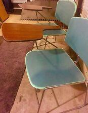 Pair of Vintage Childrens School Desks
