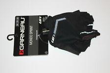 Louis Garneau Mondo Sprint Cycling Gloves XL BLACK/RED 1481158  NEW