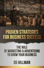 Proven Strategies for Business Success: The role of marketing and advertising to