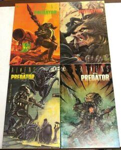 Aliens vs. Predator #1- 4 Dark Horse Comics Ships Immediately See Description!!