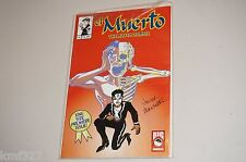 El Muerto Aztec Zombie Dead One Movie Signed VF/NM