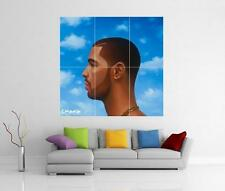 DRAKE NOTHING WAS THE SAME GIANT WALL ART PICTURE PHOTO POSTER