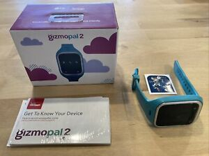 LG GIZMOPAL 2 Smart Watch 3G Verizon Blue Band VC110B