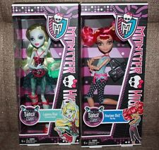 Monster High dolls Dance Class Howleen Wolf and Lagoona Blue New in Box
