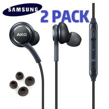 2 PACK Samsung Galaxy S8 S9 S7S6 Edge+ Note 8 Headset Earphone Headphone Earbud