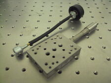 "New listing Nrc Newport Klinger 2 X 2.7"" Linear Positioner W/ 5"" Articulating Adjustment Arm"