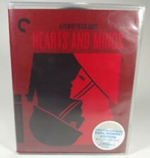 HEARTS AND MINDS 1974 Peter Davis CRITERION COLLECTION EUC DVD BLU RAY ANB