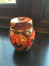 Moorcroft flambé pensée émail ginger jar-Parfait