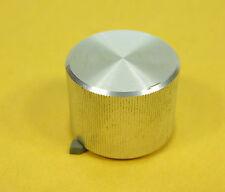 Harman Kardon HK1500 Cassette REPAIR PART - Output Level Knob Original Silver