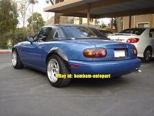 """ZG Style Universal Fender Flares 3"""" wide Mazda Datsun 240Z Silvia S13 S15 Supra"""