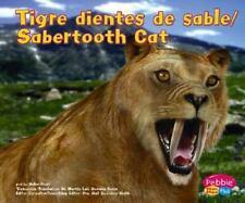 Tigre dientes de sable  Sabertooth Cat (Dinosaurios Y Animales PrehistoricosDino
