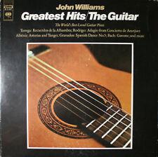 John Williams – Greatest Hits/The Guitar 1972 -  Album Record Vinyl LP