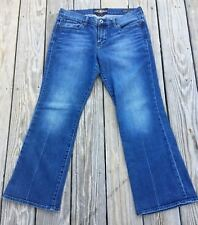 Lucky Brand Mens SZ 31 Jeans Sweet'N Low 2% Spandex USED