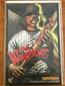 THE WARRIORS #3 ERIC POWELL COVER OFFICIAL MOVIE DYNAMITE COMICS 2010 RARE - NM