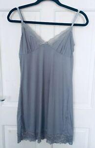 Atmosphere Grey Chemise Night Dress / Size 12 / New