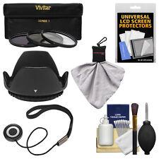 67mm UV/CPL/ND8 Filter Bundle for Nikon 18-300mm f/3.5-6.3G VR DX ED Zoom Lens