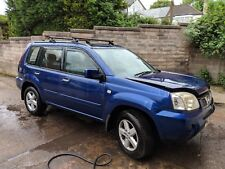NISSAN X-TRAIL BREAKING FOR SPARE PARTS