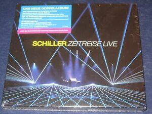 Schiller: Zeitreise Live (Deluxe Edition) OVP