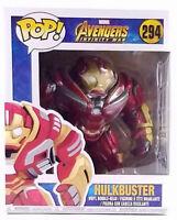 "Funko Pop Marvel Avengers Infinity War 6"" Hulkbuster #294 New In Hand"